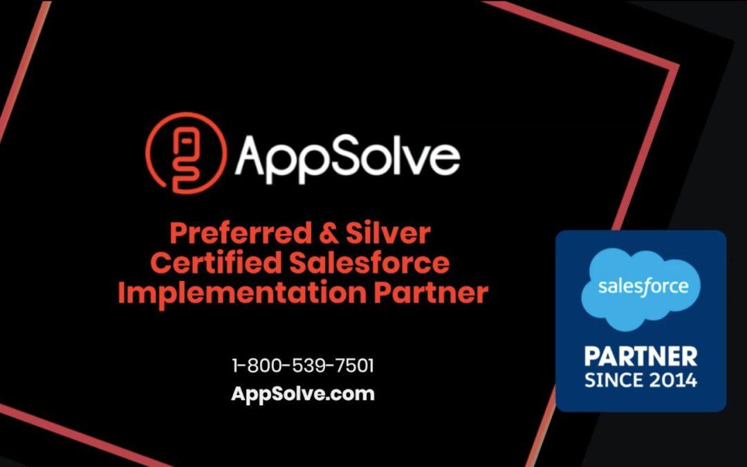 Salesforce Partner for Financial Services | AppSolve